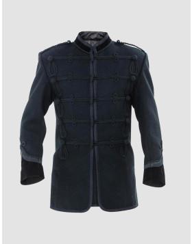 Natal Buffalo Border Guard Patrol Jacket Guard Patrol Jacket Back - Liberty Kilts