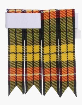 Acrylic Tartan Flashes- Buchanan Modern