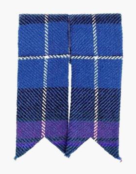 Acrylic Tartan Flashes Pride Of Scotland