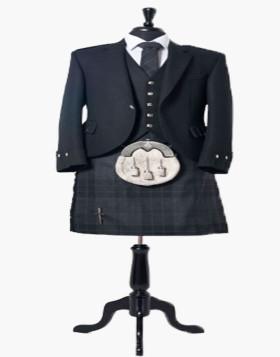 Argyll Kilt Outfit