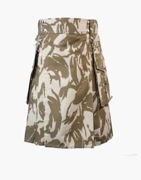 British Military Camouflage Kilt