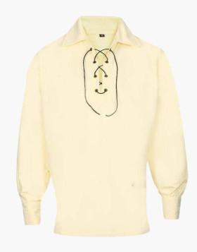 Budget Ghillie Shirt - Cream