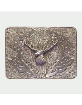 Clan Crest Kilt Buckle Buckle For Sale - Kilt Buckle - Liberty Kilts