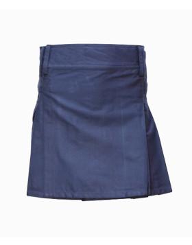 Dark Blue Women's Utility Kilt
