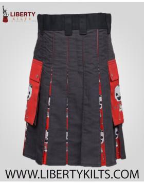 Halloween Liberty Custom Made Kilt-Kilt For Sale