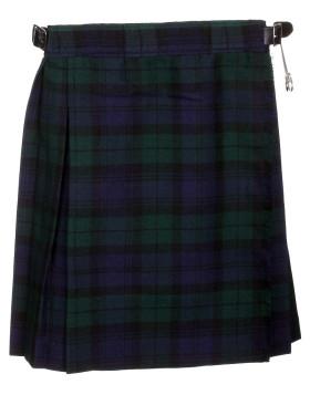 Highland Affordable Girl Tartan Kilt-skirt