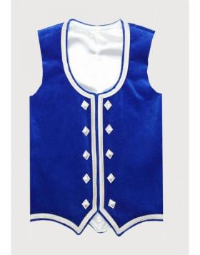 Highland Blue Ladies Dance Vest
