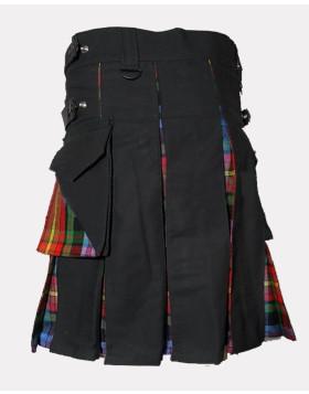 LGBTQ Hybrid Fashion Kilt - Liberty Kilts