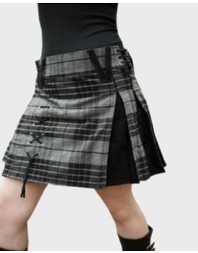 Ladies Tartan Hybrid Kilt - Liberty Kilts