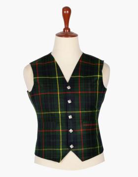 Man Scottish Hunting Stewart Tartan Vest