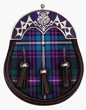 Pride of Scotland Full Dress Tartan Sporran