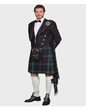 Liberty Deluxe Prince Charlie Kilt Outfit