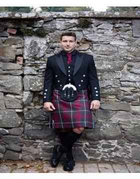 Scottish National Prince Charlie Kilt Outfit