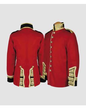 Single Breasted Coat British War Jacket Civil War Jacket British War Jackets - Liberty Kilts