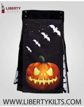 Special Halloween Custom Made Kilt-Halloween Kilt-Kilt For Men