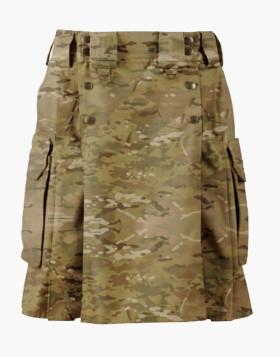 Tactical Duty Camouflage Kilt