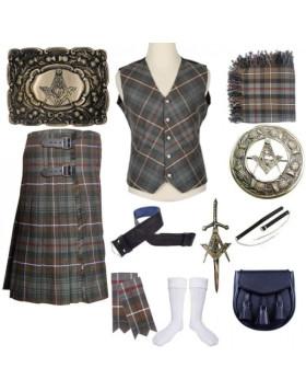 Scottish Wedding Vest kilt Outfit Deal