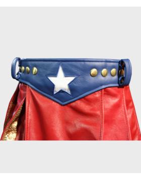 Warrior Leather Kilt Liberty Kilts